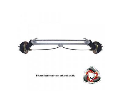 JARRUAKSELI 1350KG A1350/1800, AL-KO B-1200-6